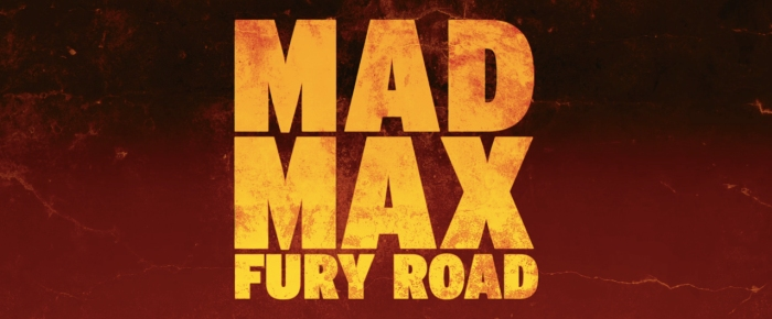 'Mad Max: Fury Road' Logo