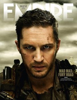 'Mad Max' Empire Magazine Cover
