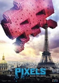 pixels-poster-space-invader-428x600