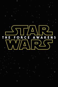 'Star Wars: The Force Awakens' Teaser Poster