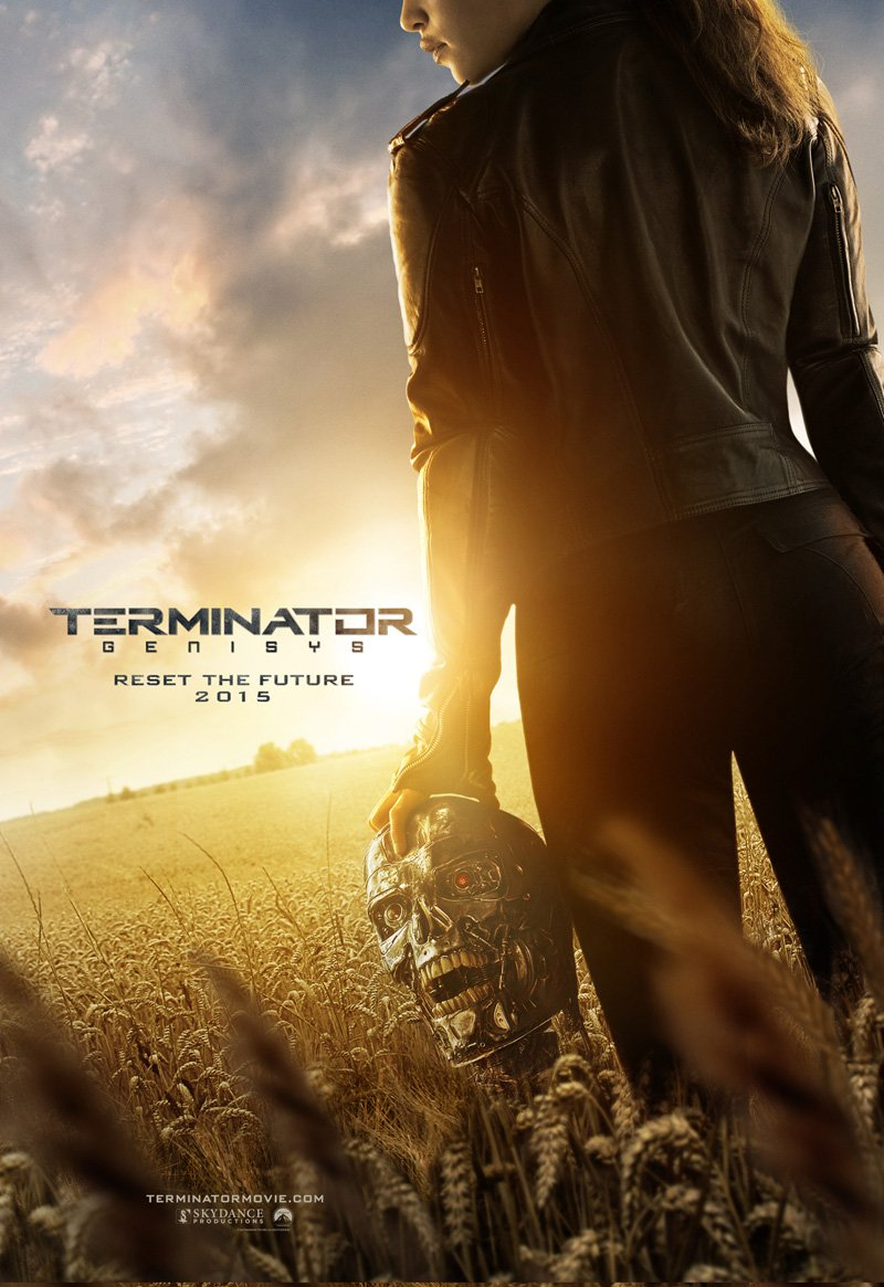 'Terminator: Genisys' Teaser Poster