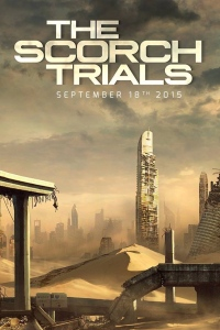 'Maze Runner: The Scorch Trials'