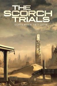 'Maze Runner: The Scorch Trials'