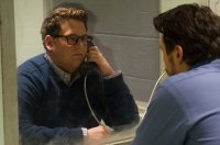 Jonah Hill & James Franco in 'True Story'