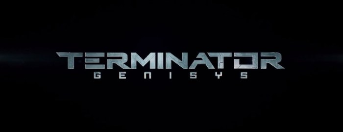 'Terminator: Genisys' Official Logo