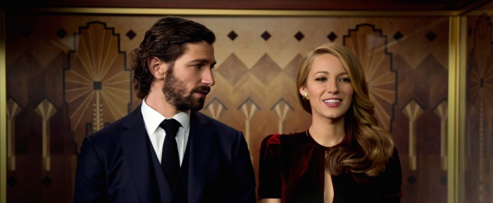 Michiel Huisman & Blake Lively in 'The Age of Adaline'
