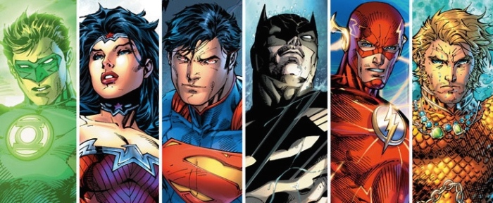 'New 52' Justice League