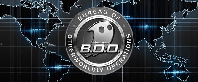 Image of 'B.O.O.: Bureau of Otherworldly Operations'