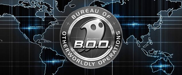 Image of 'B.O.O.: Bureau of Otherworldly Operations'