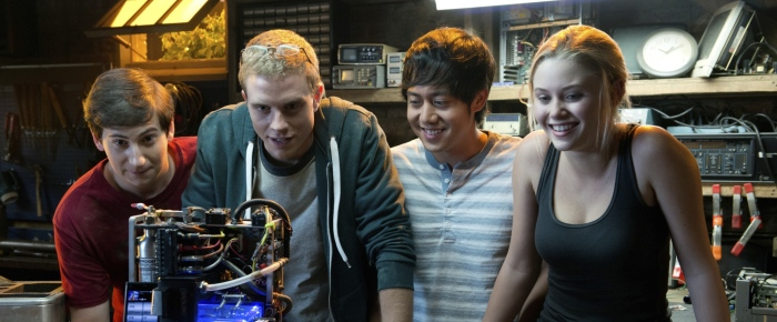 Cast of 'Project Almanac'