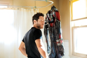 Paul Rudd as Scott Lang in 'Ant-Man'