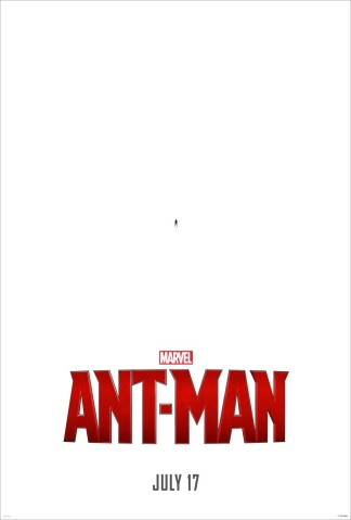 'Ant-Man' Teaser Poster