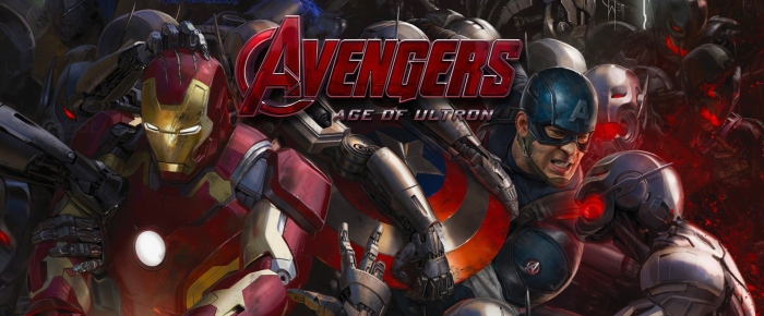 'Avengers: Age of Ultron' Banner