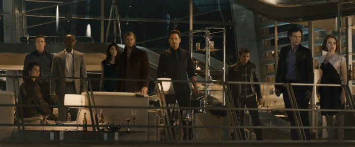 Cast of 'Avengers: Age of Ultron'