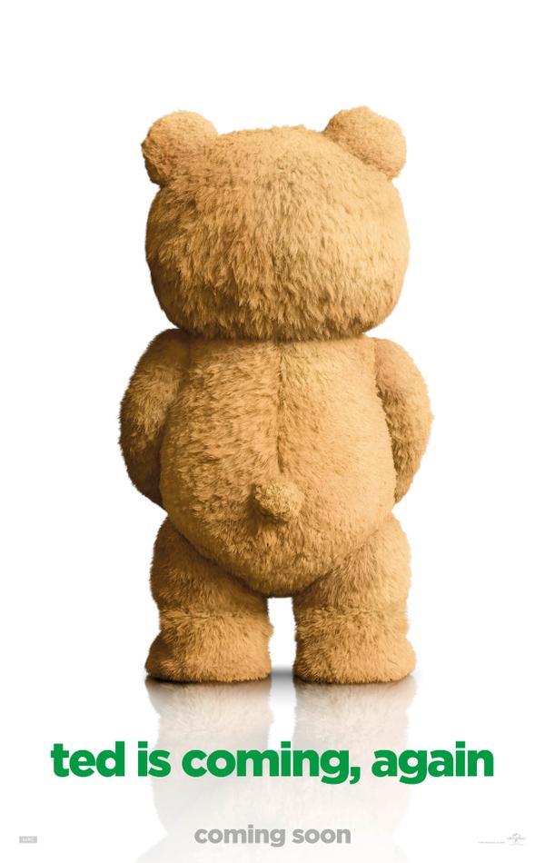 'Ted 2' Teaser Poster