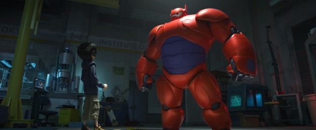 Image of 'Big Hero 6'
