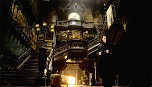 Tom Hiddleston in 'Crimson Peak'