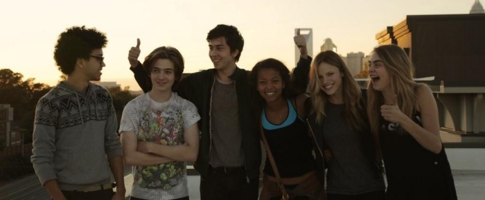 Cast of 'Paper Towns'