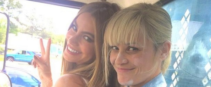 Sofia Vergara & Reese Witherspoon