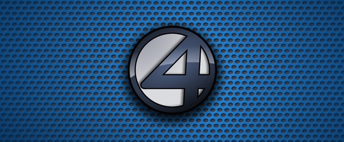 'The Fantastic Four' Logo