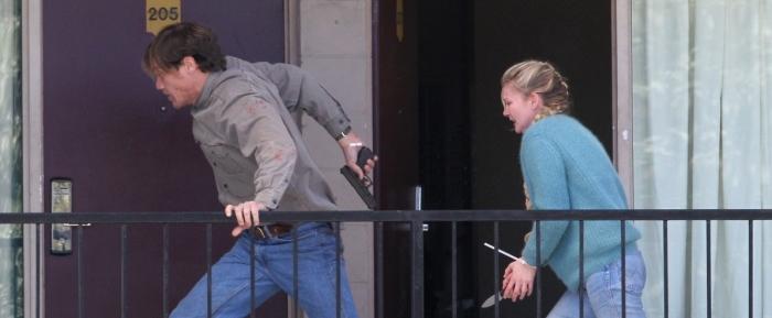 Michael Shannon & Kirsten Dunst