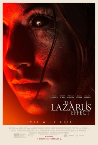 The Lazarus Effect' Poster