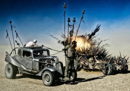 Image of 'Mad Max: Fury Road'