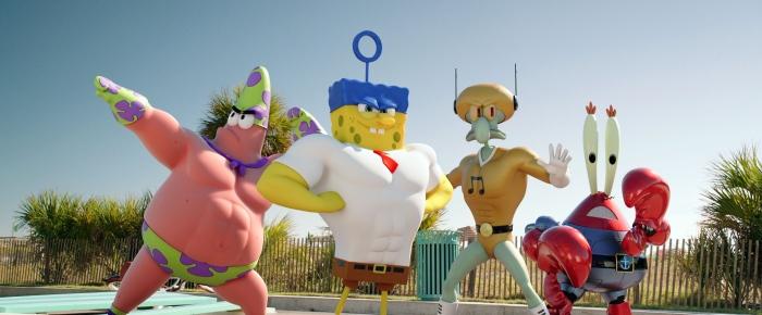 Image of 'The Spongebob Movie'