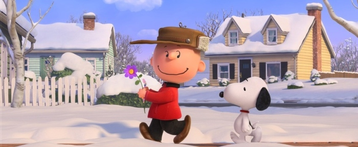 Image of 'The Peanuts Movie'