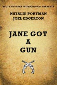 'Jane Got a Gun' Teaser Poster