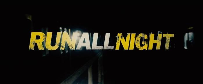 'Run All Night' Logo