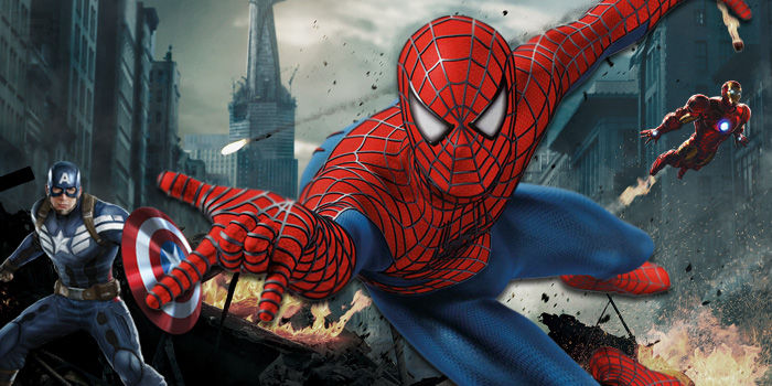 Spider-Man-Captain-America-Iron-Man-Battle-of-New-York