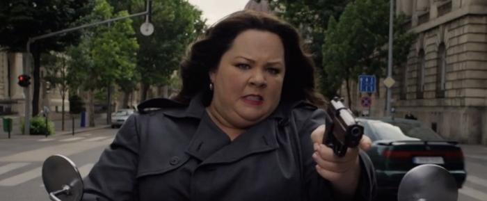 Melissa McCarthy in 'Spy'