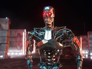'Terminator: Genisys' Endoskeleton