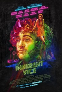 'Inherent Vice' Poster