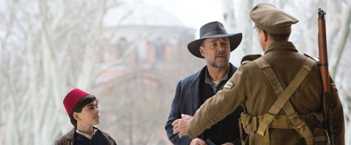 Russell Crowe in 'The Water Diviner'