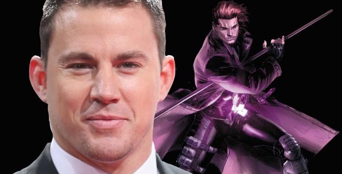 Channing Tatum as Gambit