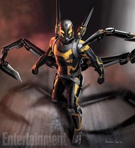 Yellowjacket Concept Art