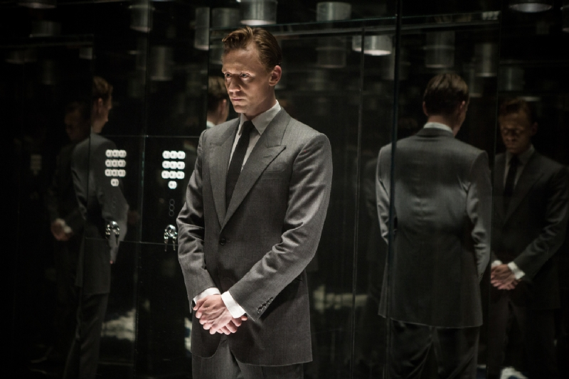 Tom Hiddleston in 'High-Rise'