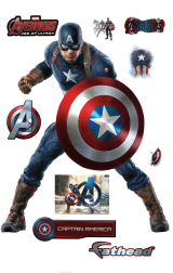 Avengers-Age-of-Ultron-Captain-America-Fathead