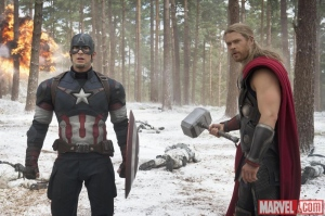 Official 'Avengers: Age of Ultron' Image