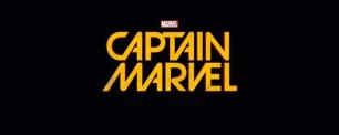 'Captain Marvel' Logo