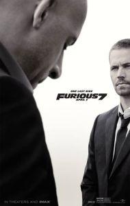 'Furious 7' Poster