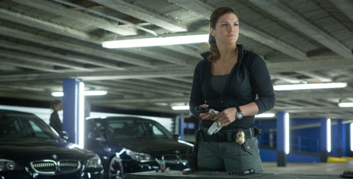 Gina Carano in 'Fast & Furious 6'