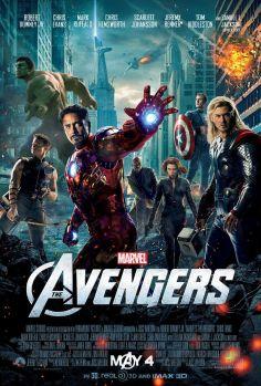 'The Avengers' Poster