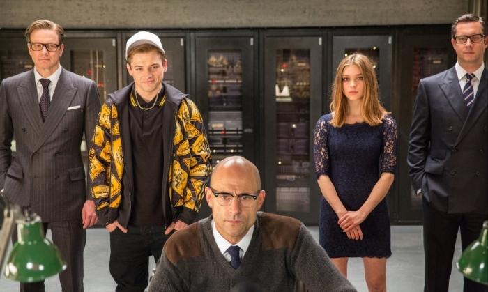 Cast of 'Kingsman'