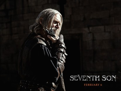 Jeff Bridges in 'Seventh Son'