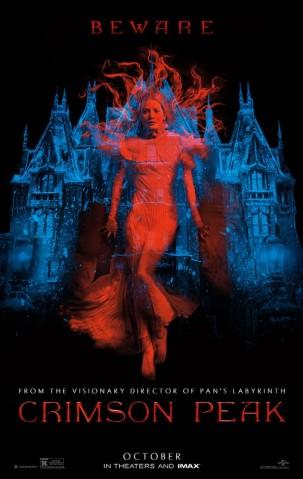 'Crimson Peak' Teaser Poster
