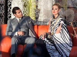 Henry Cavill & Elizabeth Debicki in 'The Man from U.N.C.L.E.'