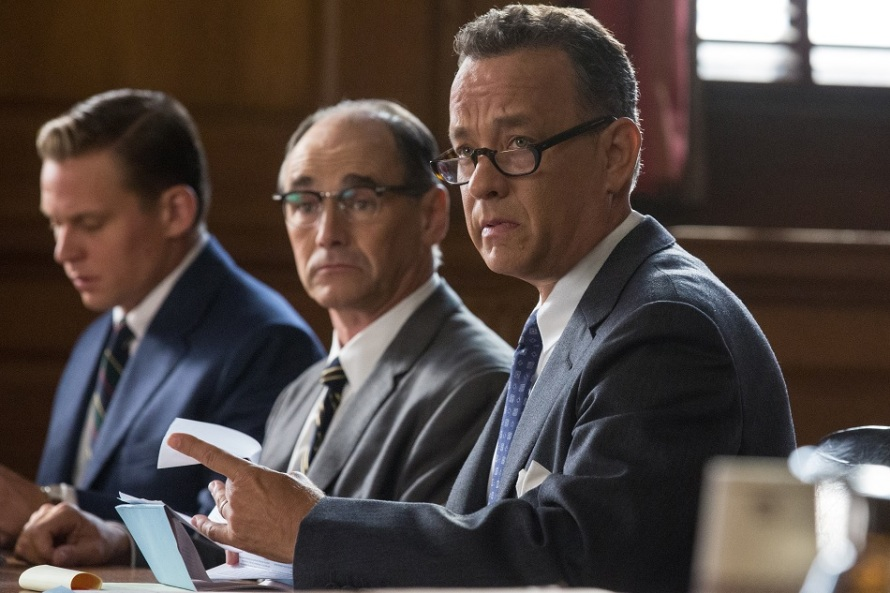 Tom Hanks in 'Bridge of Spies'